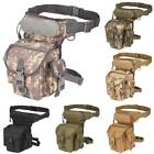 Tactical Drop Leg Bag Thigh Utility Waist Pouch Motorcycle Military Pack Sport