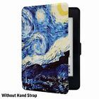For Amazon Kindle Paperwhite 7th Smart Case Sleep Wake eReader Hand Strap Cover