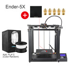 Ender-5 3D Printer High Precision Large Size Mainboard Cmagnetic Build Plate,Pow