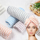 Quick Water Absorbing Bath Towel Hair Drying Towel Dry Hair Turban Shower Towel
