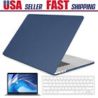 """For Macbook Air Pro 13"""" A2179 A2289 A2251 Matte Rubberized Hard Shell Case Cover"""