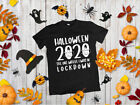 Halloween 2020 The One Where I Was In Lockdown T-Shirt - Tee Top Funny