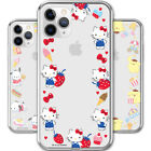 Hello Kitty Friends Circle S3 Clear Jelly Case iPhone 12 Pro Pro Max 12 mini