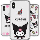 Genuine Kuromi Clear Jelly Case iPhone 12 Pro Pro Max 12 mini Case made in Korea
