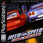 Need for Speed High Stakes PS1 Game Playstation