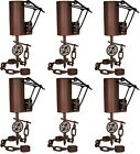 Z-Trap Raccoon Trap Brown Dog Proof Push Pull Trigger Traps Lot Of 1-12