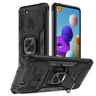 For Samsung Galaxy S20 FE,S21,A11,A71 5G Case Shockproof Stand/Tempered Glass