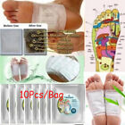 10 Pcs Detox Foot Patch Improve Sleep Slimming Patch Foot Care Feet Stickers Fat