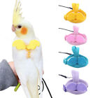 Parrot Birds Harness Lead Leash set Outdoor Flying Training Rope for Cockatiel
