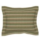 Camo Rifle Ammo Gun Redneck Hunt Tan Pillow Sham by Roostery