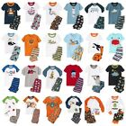 NWT Gymboree Boy Pajama Sleep set Gymmies All Sizes Choose