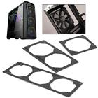 Chassis Cooling Fan Conversion Adapter Bracket Holder for Computer Case Heatsink