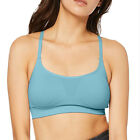 Under Armour UA Vanish Seamless Essentials Light Support Ladies Blue Sports Bra