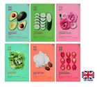 HOLIKA HOLIKA Pure Essence Korean Face Sheet Mask Skincare 1, 2, 6  [UK]