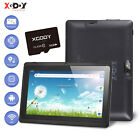 XGODY 7 Pollici Android 8.1 OS Tablet PC Per bambini 2xMode Bluetooth 4Core 32GB