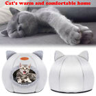 Indoor Winter Warm Soft Sleeping Cave Cat Nest Cat Beds Puppy House Kennel