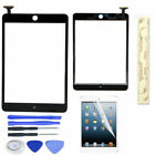 For iPad Mini 1 & 2 Front Touch Screen Digitizer Glass Lens Replace Without IC