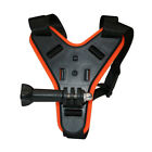 Motorcycle Helmet Travel Chin Mount Front Sports Camera Lightweight For DJI