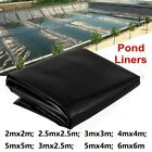 0.3mm Thick HDPE Fish Pond Liner | Heavy Duty | 7 Sizes | Garden Pool Membrane