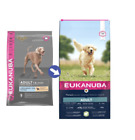 Eukanuba Dry Dog Food Adult Dogs Lamb and Rice for Large Breed 2.5 kg or 12 kg