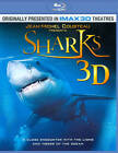 Sharks 3D Blu-Ray 3D Brand New Sealed