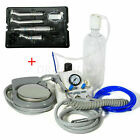 Dental Portable Air Turbine Unit No Compressor /High Low Speed Kit 4Hole LGYD DY