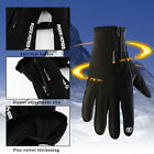 1Pair Winter Outdoor Cycling Hiking Sports Gloves Touch Screen Warm Adult Gloves