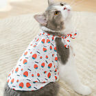 Cats Vest Bowknot Design Easy-wearing Skin-friendly Durable for Outdoor