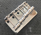 Retrovibe 18mm spacing bass bridge top load. Hand modified Wilkinson hardware for sale