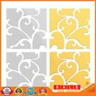 32pcs/set 3d Mirror Wall Stickers Acrylic Mural Big Sticker Home Decoration A#s