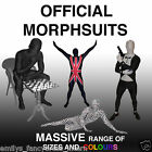 Morphsuit Spandex Lycra Morph Suit Bodysuit Fancy Dress