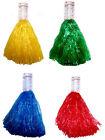 Pom Poms Cheerleader Ladies Girls Fancy Dress 50g NEW