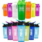 SMART-SHAKE Protein Shaker Bottle, Mixer Shaker Cup