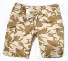 COMBAT ARMY DESERT SHORTS - BRITISH ARMY - USED