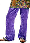 1960's/1970's PURPLE HIPPY FLARES/TROUSERS SML-XXXXL