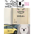 NAUGHTY SMILE Wall Decor Art Vinyl Sticker Decal VG-010