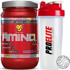 BSN Amino X 435g - Endurance & Recovery Performance Amino Acids BCAA+ Red Shaker