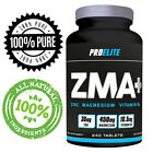 240 TABLETS ZMA POWER MUSCLE GROWTH + STRENGTH TESTOSTERONE BOOSTER TEST