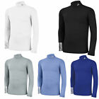 ADIDAS COMRESSION BASE LAYER MOCK THERMAL MOCK COLD GEAR SKINZ UNDER ARMOUR NEW
