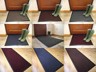 Extra Large Small Size Plain Rubber Pvc Edge Back Barrier Kitchen Door Mats Rug