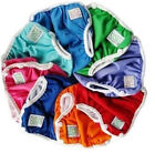 CLEARANCE SALE - HAPPY BABES Swim Nappy ( Small / Medium / Large ) Adjustable