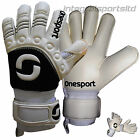 ONESPORT Goalie Gloves- New 'Pro Fusion' Goalkeeper Range- 3 Styles, Adult Sizes