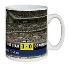 Personalised Scoreboard Mugs for all Premiership Clubs (preview available)