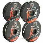 Fulling Mill World Class Fluorocarbon 50m Tippet & Leader Material Fishing Line