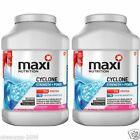 Maximuscle Cyclone 1.26kg 1260g All In One Strength + Power  30g Protein x 2