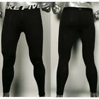 New Mens Base Layer Hot Winter Tights Compression Long Pants S-2XL