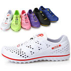 New Water Aqua Summer Beach Sports Womens Shoes Sandals Multi Colored
