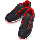 New Miso Zium Black Red Womens Sports Club Running Training Sneakers Shoes