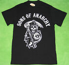 New Men Official Licensed Authentic Sons of Anarchy T Shirt Tee S M L XL XXL