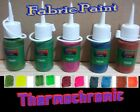 65ml Heat reactive colour change Thermochromic FABRIC Paint - Choose a colour